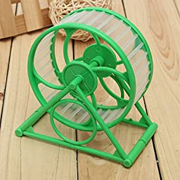 Pet Hamsters Running Wheel Exercise Sport Toy