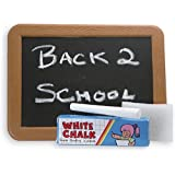 Plastic Blackboard with Chalk Trade Show Giveaway
