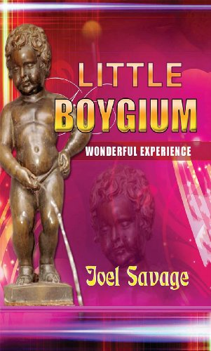 Book: Little Boygium - Wonderful Experience by Joel Savage