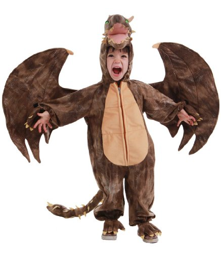 Little Boys' Evan The Dragon Costume