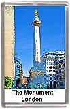 The monument london Gift Souvenir Fridge Magnet