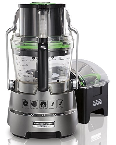 Hamilton Beach Professional Dicing Food Processor with 14-Cup BPA-Free Bowl (70825) (Food Processor Cooks compare prices)