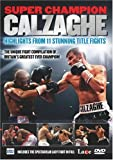 echange, troc Super Champion Calzaghe - Highlights from 12 Stunning Fights [Import anglais]