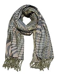 Boun Fashions Viscose Lycra Women's Shawl