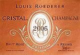 2006 Louis Roederer Cristal Brut Rosé Millêsime, Champagne 750 mL Wine