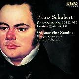 Schubert: String Quintet Op.163 D.956 / Overture (Quintet) D.8