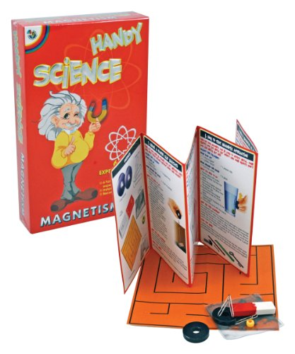 GeoCentral Magnetism Handy Science Kit