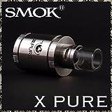 【SMOK】 X PURE リビルダブルアトマイザー 電子タバコ VAPE 用 RBA RDA エックスピュア  【Kuberu限定特典】 オリジナルイージーRBAセット