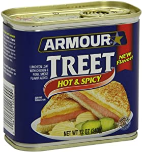 Treet Sauce, Hot and Spicy, 12-Ounce (Pack of 12) by Pinnacle Food Groups CA