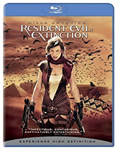 Resident Evil: Extinction [Blu-ray] [Import anglais]
