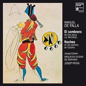 """Falla: El Sombrero de Tres Picos (The Three-Cornered Hat"""") / Noches en"""