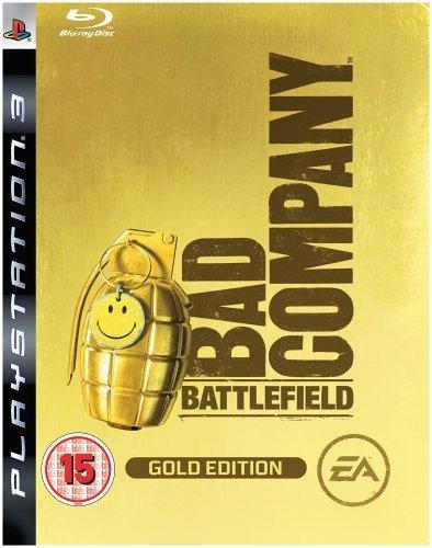 Battlefield: Bad Company (Gold Edition) (PS3) (Bad Company Gold Edition Ps3 compare prices)