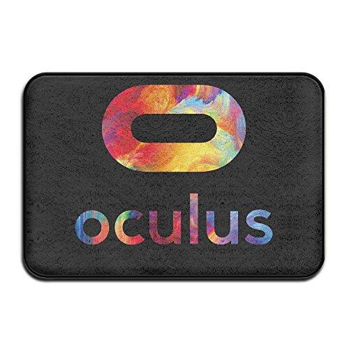 Oculus Rift Doormat And Dog Mat ,40cm60cm Non-slip Doormats,Suitable For Indoor Outdoor Bathroom Kitchen Doormat And Pets (Oculus Developers Kit compare prices)