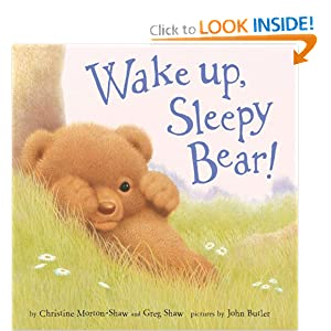 Wake Up, Sleepy Bear