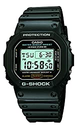 Casio G-Shock Digital Grey Dial Mens Watch - DW-5600E-1VDF (G001)
