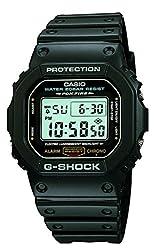 Casio G-Shock Digital Grey Dial Mens Watch - DW-5600E-1VDF (G001)