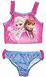 Disney Frozen Little Girls Elsa & Anna Tankini Swimsuit