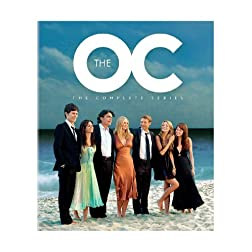 Oc: The Complete Series Collection