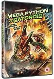 Mega Python Vs. Gatoroid [DVD]