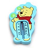 Winnie The Pooh Bath Thermometer Blue For Baby Bath Safety