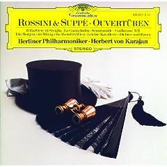 Rossini / Supp�: Overtures