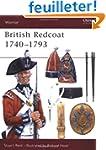British Redcoat 1740-93