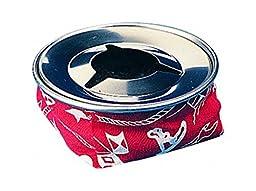 Bean Bag Style Ashtray Red SeaDog Line 589610-1