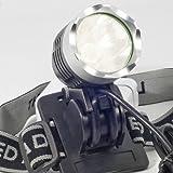 Lampe torche frontale à LED CREE XM-L T6 lm lumen 1X 3X 4X 5X CREE XM-L T6 LED phare de phare rechargeable 18650 rechargeable Batterie SET Lampe Phare lampe frontale pour vélo bicyclette cyclisme