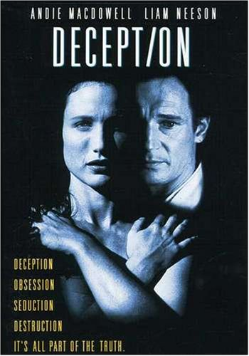Cover art for  Deception