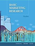 img - for Basic Marketing Research (with Qualtrics Printed Access Card) 7th (seventh) Edition by Churchill, Gilbert A., Brown, Tom J., Suter, Tracy A. (2009) book / textbook / text book