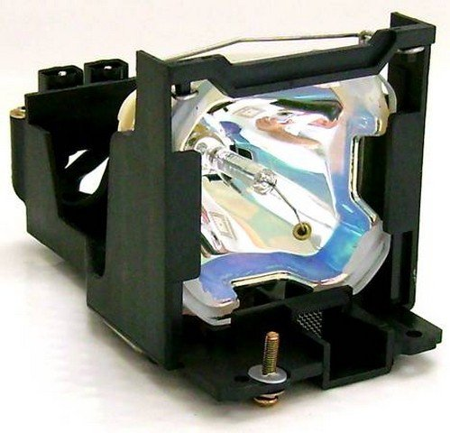 Panasonic PT-L520U Projector Lamp Replacement with OEM Compatible Lamp k2617 2sk2617 to 220f