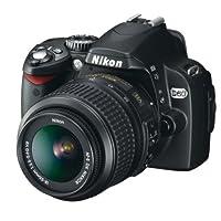 Nikon デジタル一眼レフカメラ D60 レンズキット D60LK