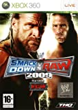 Thq WWE Smackdown Vs. Raw 2009 Classic