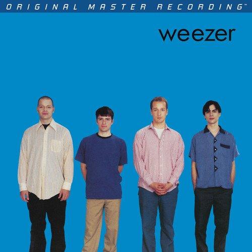 Weezer - Weezer ( (Blue Album) (Limited Blue Colored 180g Vinyl)