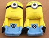 Buyagain Minion STEWART Rave Plush Toy 11 Inch Indoor Slippers House Shoes