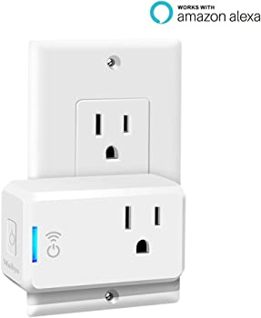 Mailiya Smart Plug Mini, Wi-Fi Switch Outlet Socket