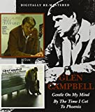 Glen Campbell -  Gentle On My Mind/By The Time I Get To Phoenix