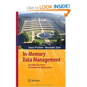 In-Memory Data Management: An Inflection Point for Enterprise Applications  by Hasso Plattner