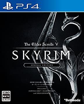 The Elder Scrolls V: Skyrim SPECIAL EDITION 【CEROレーティング「Z」】