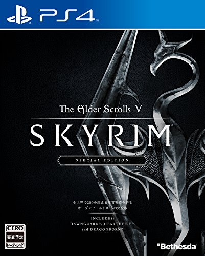 The Elder Scrolls V: Skyrim SPECIAL EDITION 【CEROレーティング「Z」】[18歳以上のみ対象]