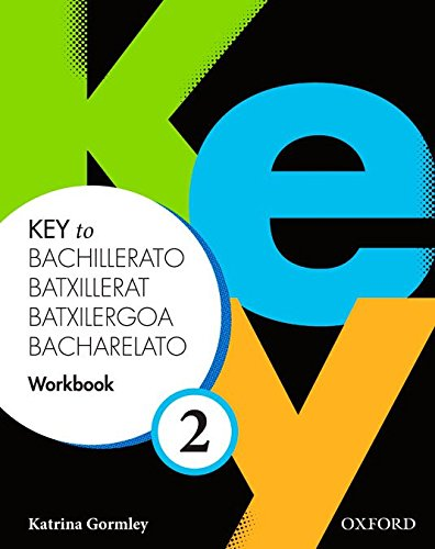 Key to Bachillerato 2: Workbook Pack (Cat)