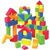 Creative Educational EVA Jumbo Foam Building Blocks - 131 Pcs