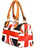ManuMar Ladies Handbag Union Jack