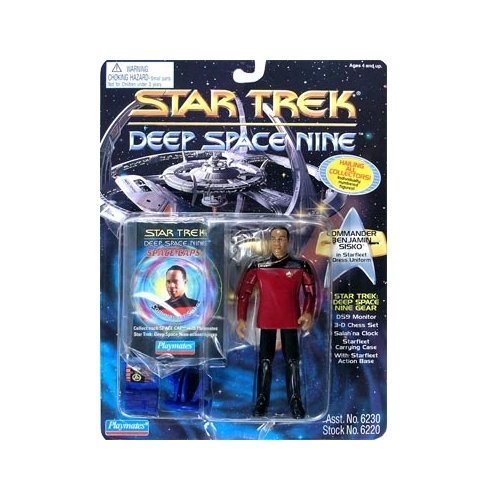 Star Trek: Deep Space Nine Series 2 Commander Sisko in Dress Uniform Action Figure