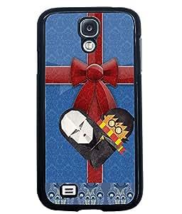Printvisa 2D Printed Designer back case cover for Samsung Galaxy S4 SM - I9505 - D4158