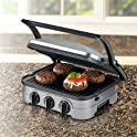 Cuisinart GRID-8NPC Gourmet Griddle Panini Press