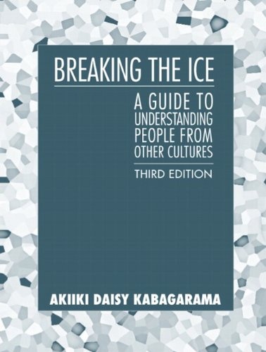 Breaking the Ice: A Guide to Understanding People from...