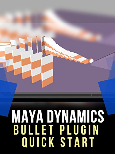 Watch 'Maya Dynamics Tutorial Bullet Physics: Maya Dynamics