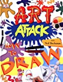 Art Attack How to Draw (1405316357) by Dk
