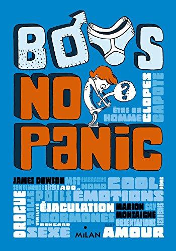 BOYS, NO PANIC